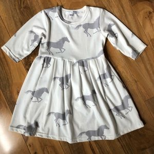 Other - Baileys Blossoms Buttery Soft Unicorn Dress(12-18)